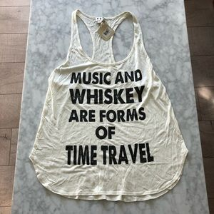 Haute Hippie Music & Whiskey Tank *NEW*